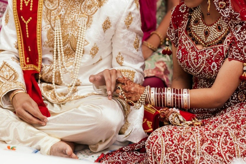 Indická svatba probíhá bez podpisů