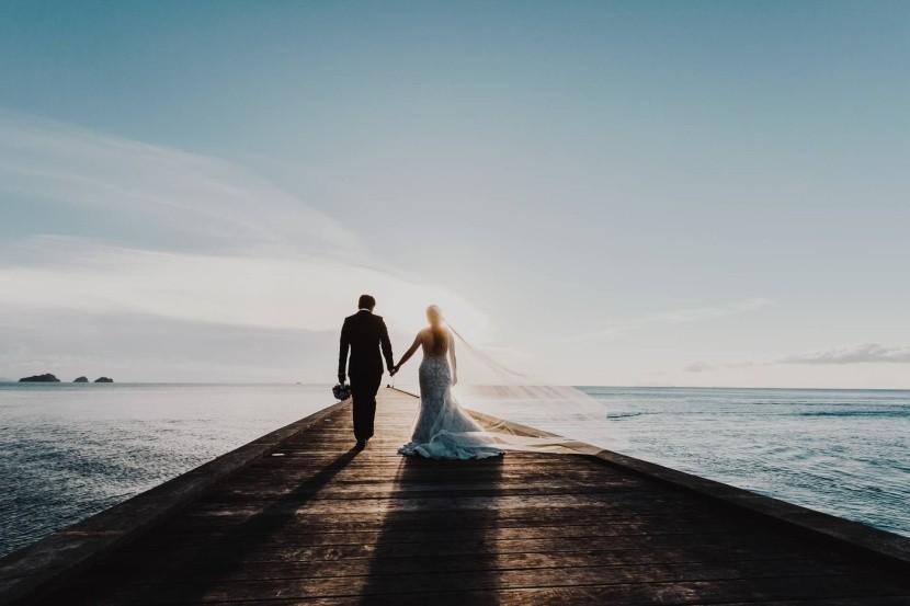 Svatba je začátek nového života