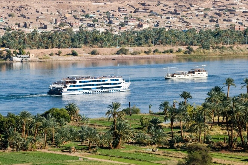 Plavba po Nilu