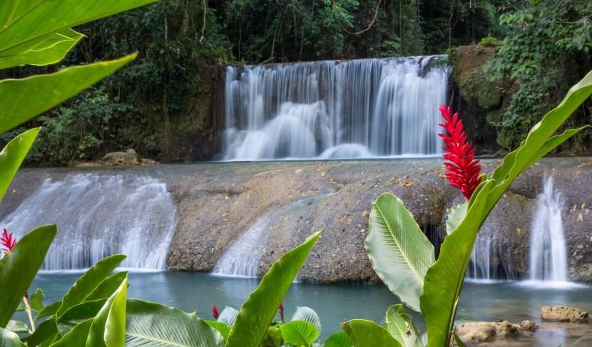 Mayfield Falls, Jamajka