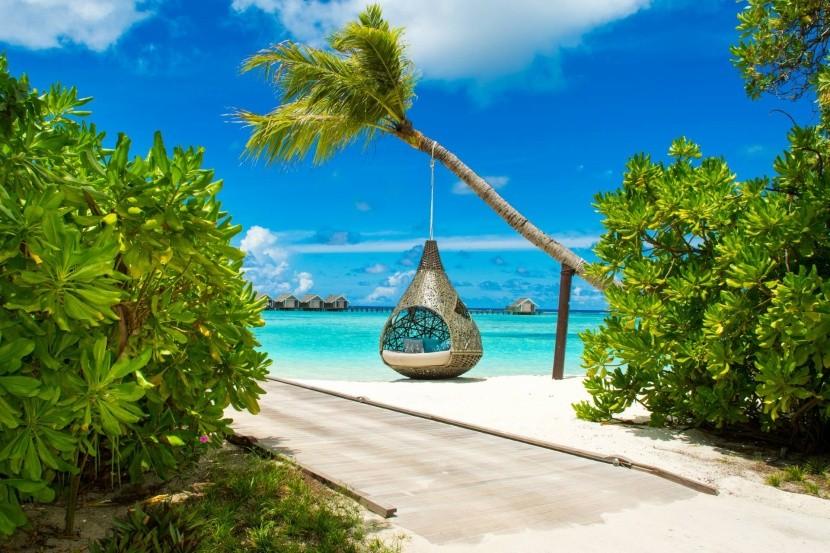 Odpočiňte si na Maledivách