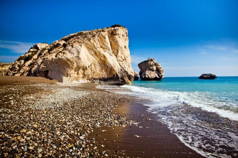 Afroditina skála, Kypr