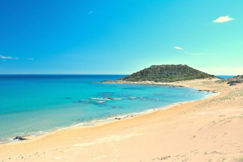 Pláž Golden Beach, Kypr