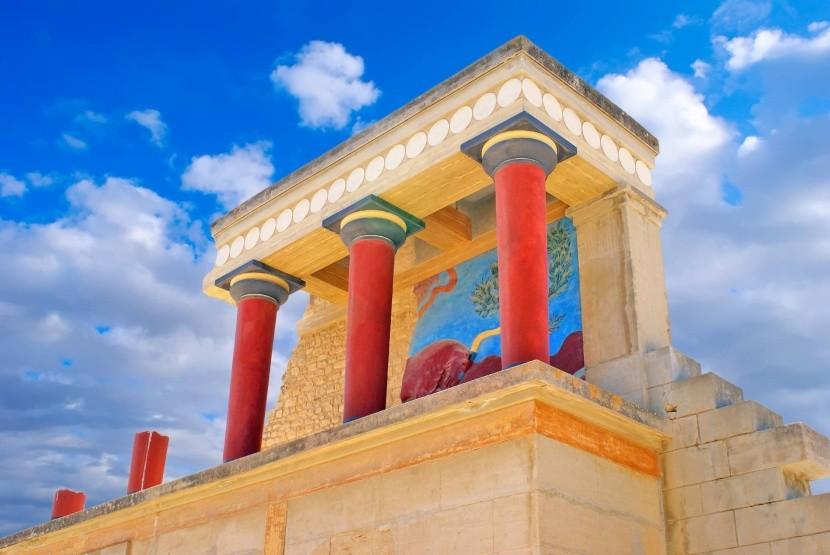 Palác Knóssos, Kréta