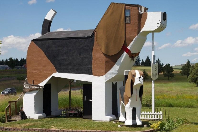 Dog Bark Park Inn, Idaho