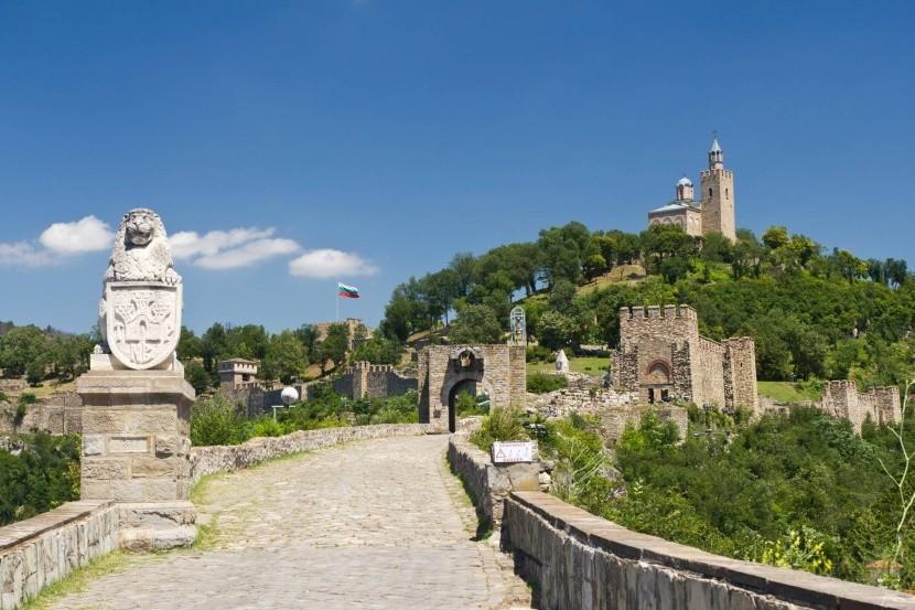 Pevnost Tsarevets, Veliko Tarnovo