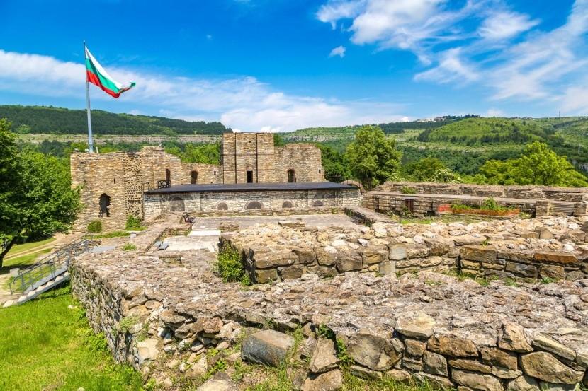Pevnost Tsarevets