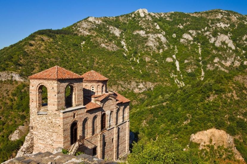 Kostel v pevnosti Asenova