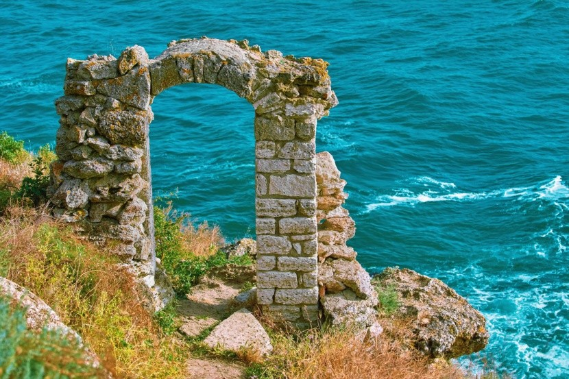 Dveře do moře, pevnost Kaliakra