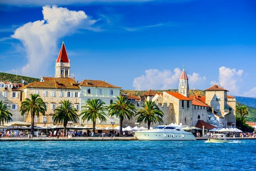 Historické městečko Trogir