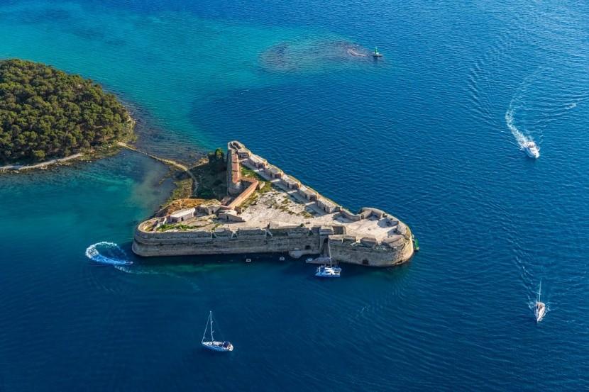 Pevnost sv. Mikuláše v Šibeniku