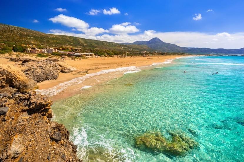 Pláž Falassarna