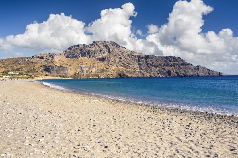 Pláž Plakias