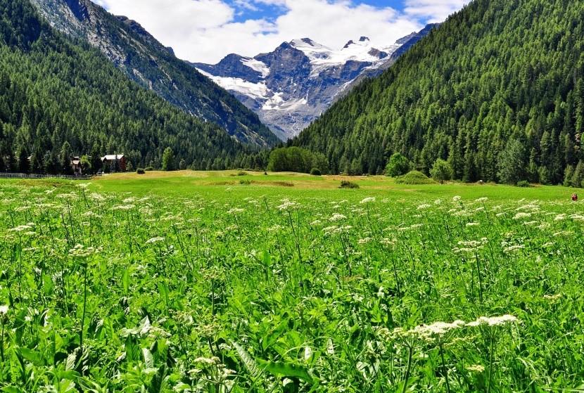 NP Gran Paradiso, Itálie