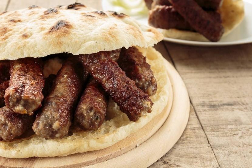 Vnitrozemská chorvatská kuchyně