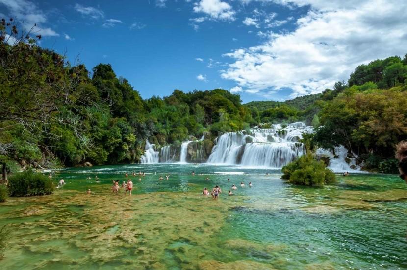 Národní park Krka (Chorvatsko)