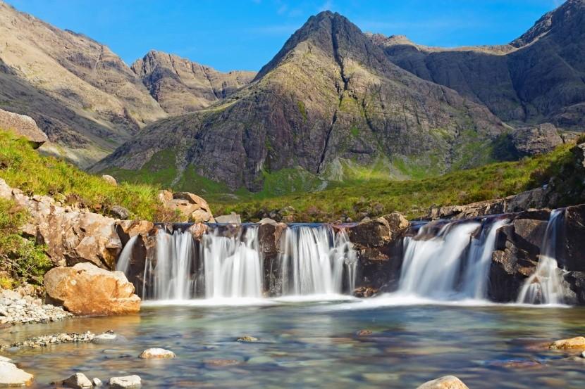 Fairy pools (Skotsko)