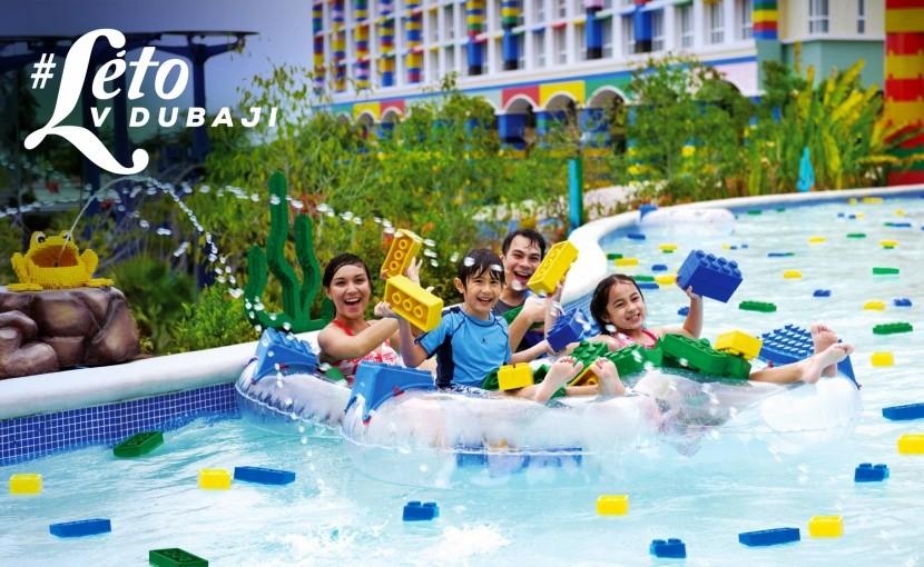 Léto s dětmi v Dubaji