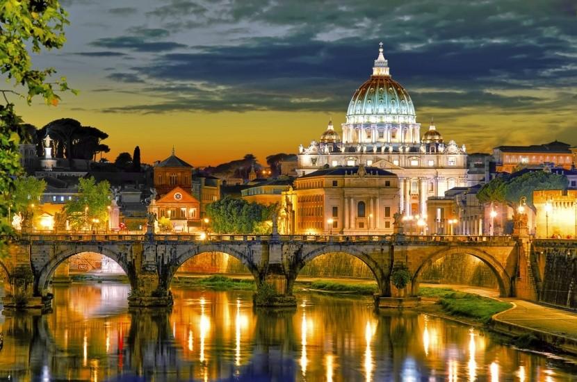 Řím – Itálie