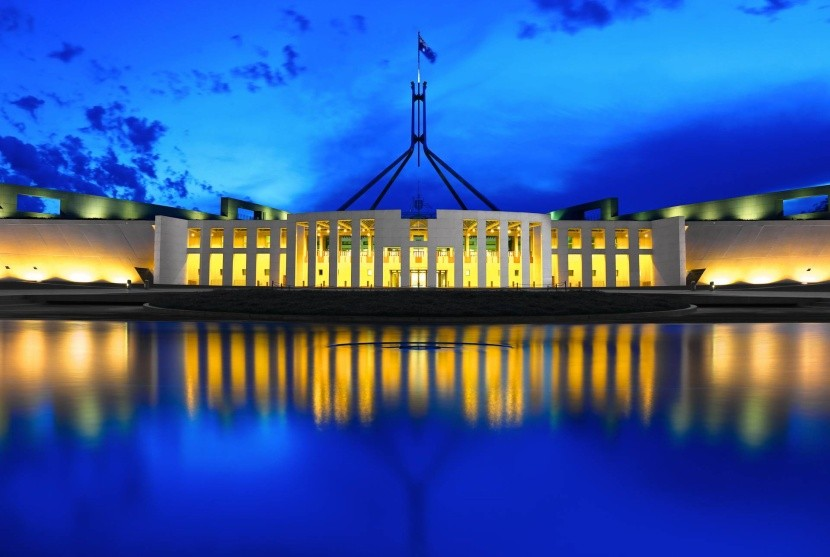 Canberra - Austrálie