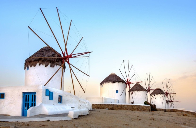 Mykonos – gay friendly ostrov
