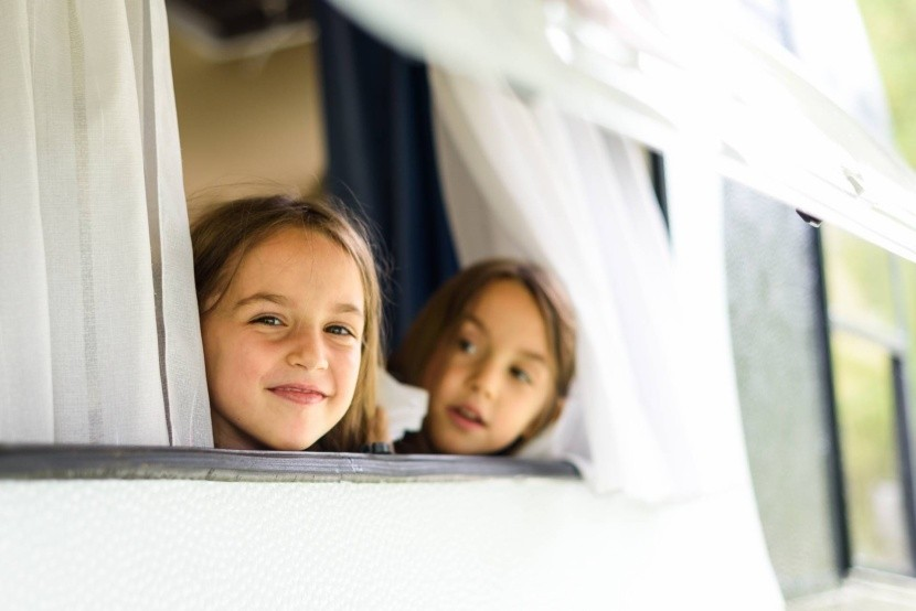 Užijte si dovolenou s karavanem