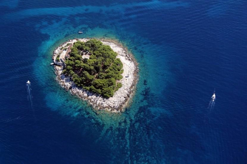 V Chorvatsku je nespočet ostrůvků