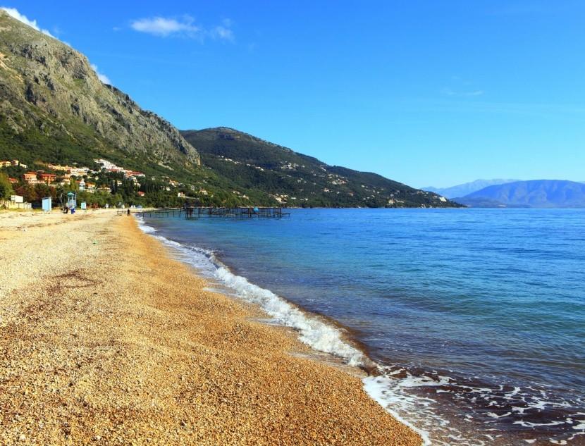 Barbati, Korfu