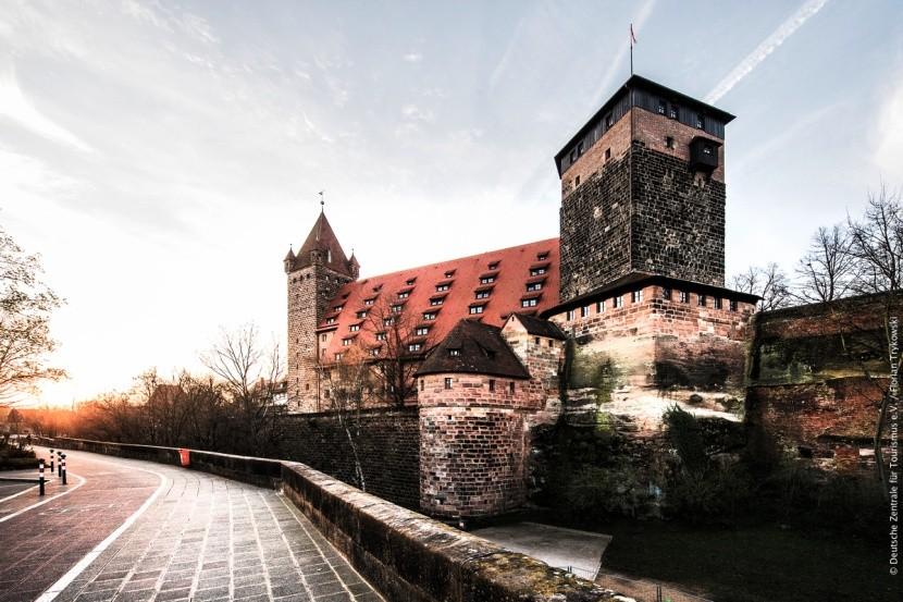Norimberk - hrad