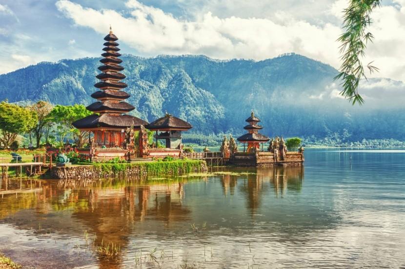 Letní dovolená na Bali