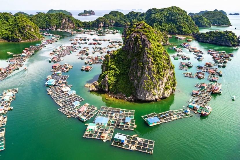 Letní dovolená ve Vietnamu