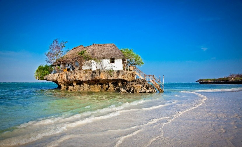 Letní dovolená na Zanzibaru