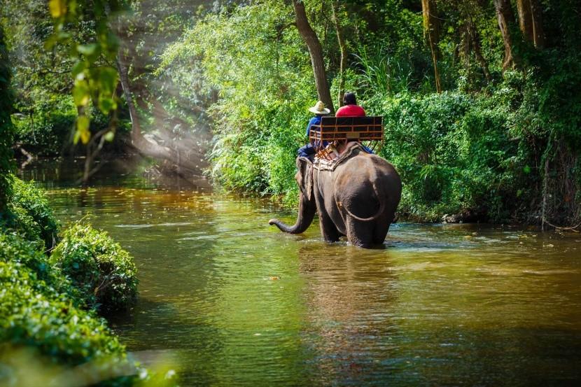 Letní dovolená v Thajsku