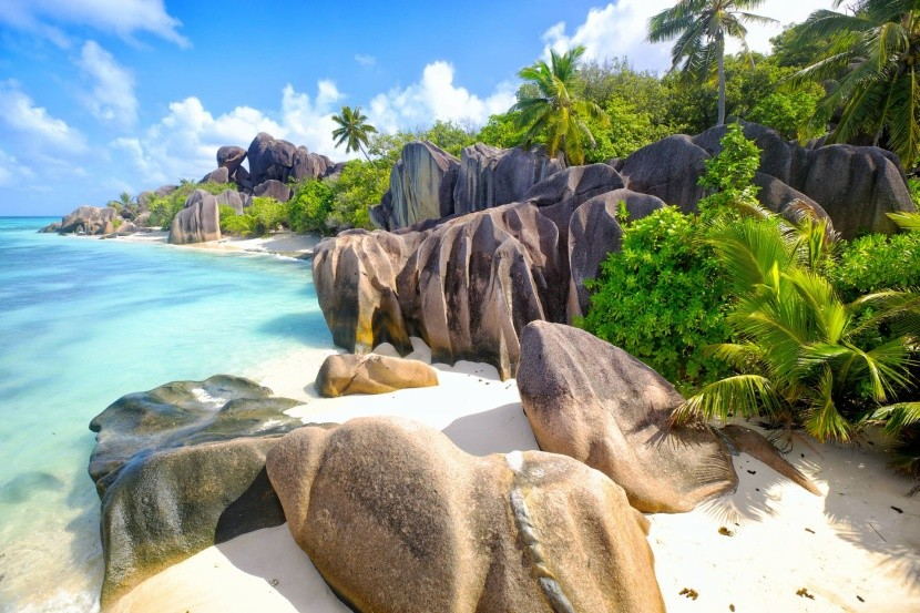 Letní dovolená na Seychelách