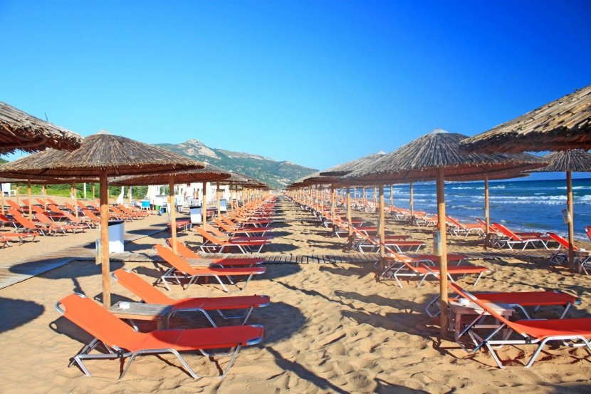 Pláž Banana, Zakynthos