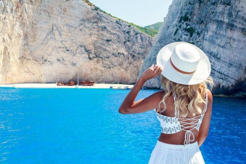 Nejkrásnější pláže na Zakynthosu