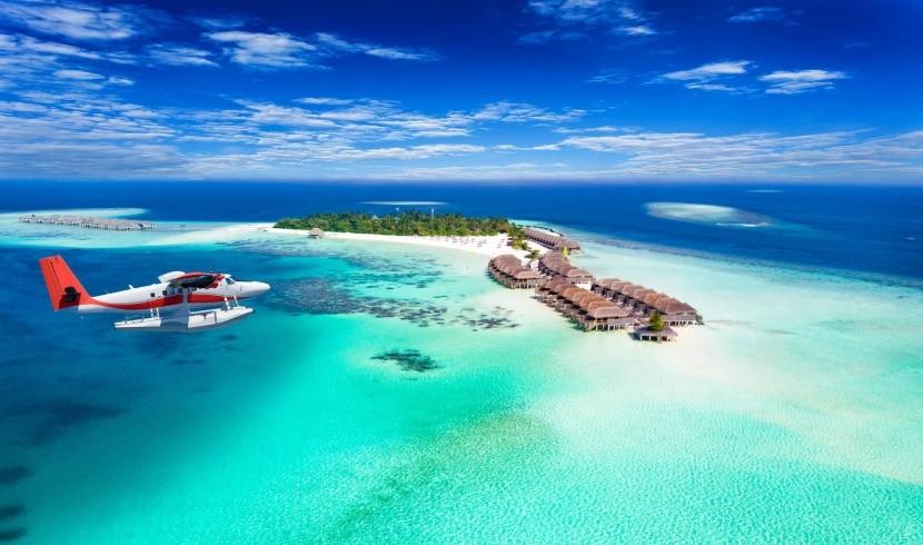 Letni dovolená na Maledivách