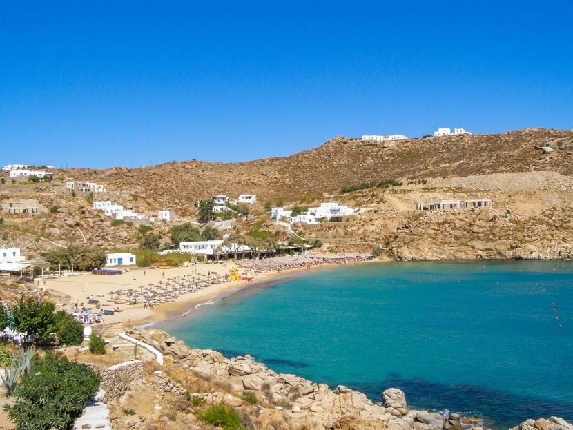 Super Paradise Beach, Mykonos