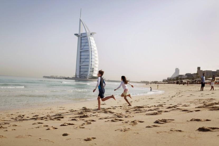Pláže v Dubaji