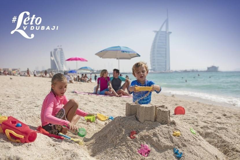 Dubajské pláže