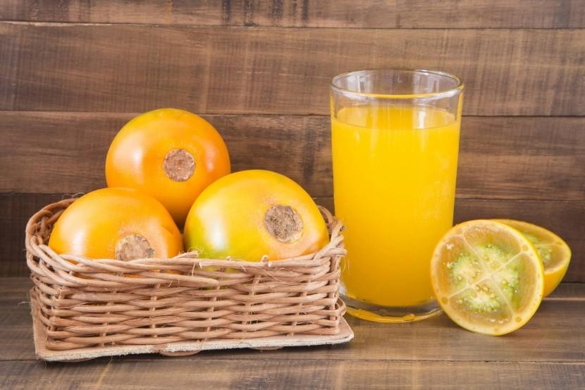 Džus z naranjilly