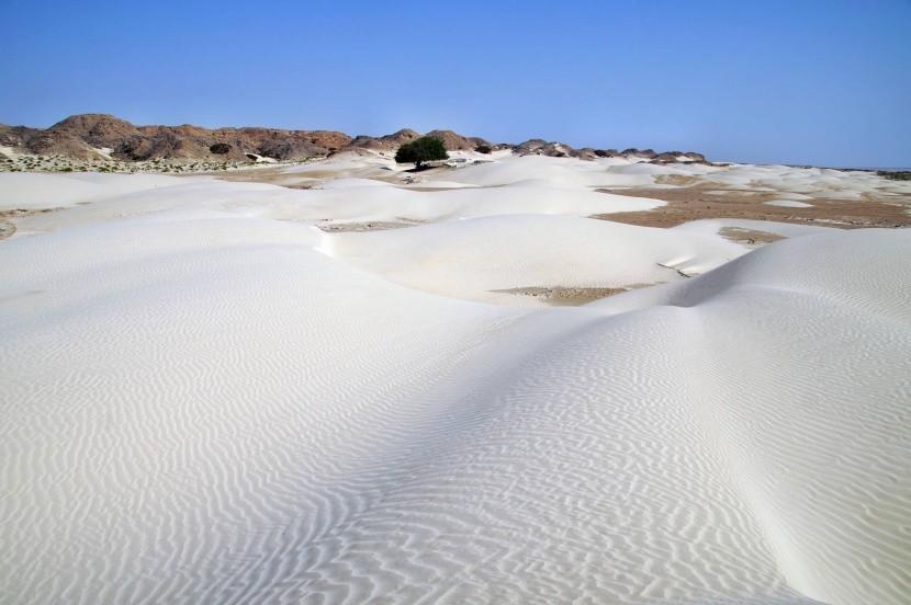 Písečné duny Khalouf
