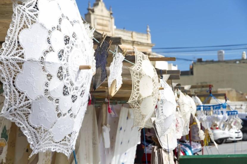 Tradiční trhy v Marsaxlokk