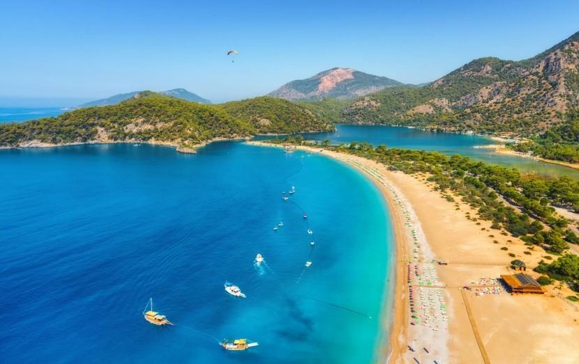 Oludeniz, Turecko