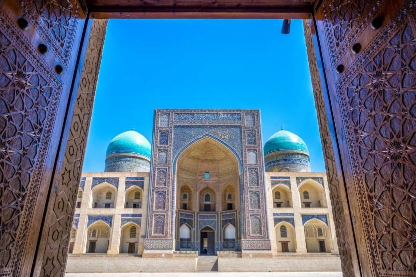 Buchara, Uzbekistán