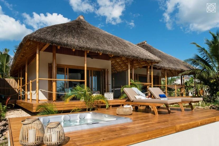 Zuri Zanzibar - ubytování