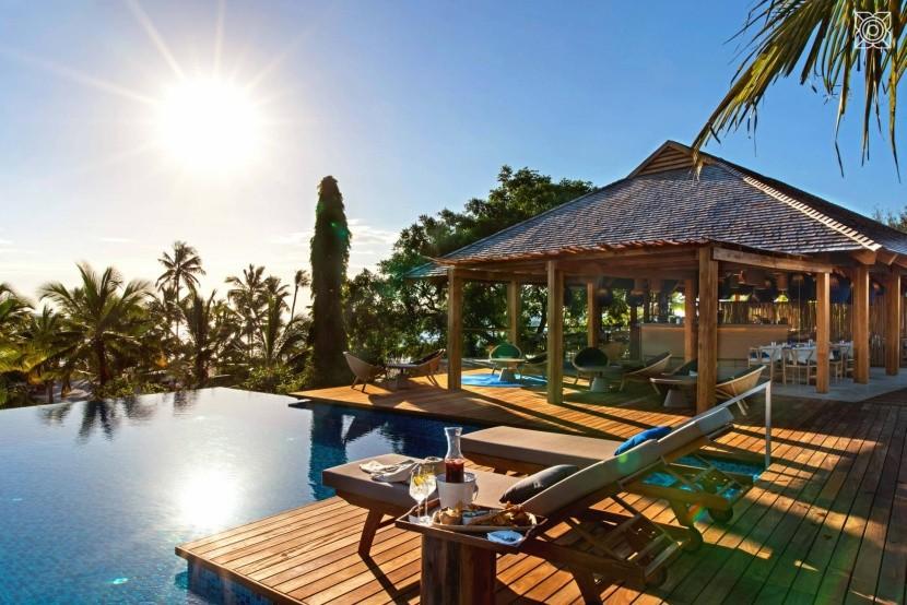 Zuri Zanzibar - bazén a bar