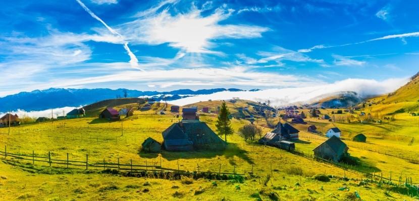 Transylvánský venkov