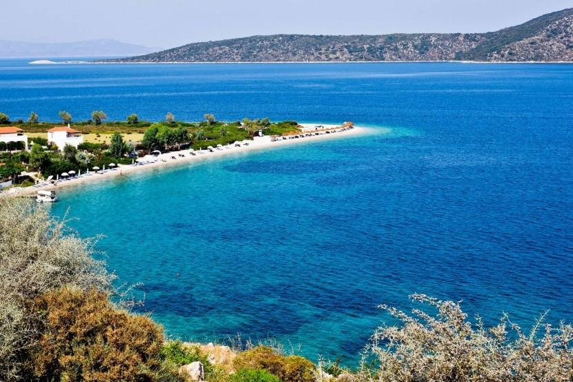 Agios Dimitrios, Řecko