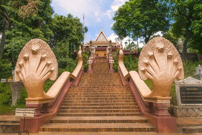 Chrám Wat Phnom